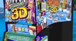 Sega unveils Let's Go Island 3D as a part of AOU2011 line-up