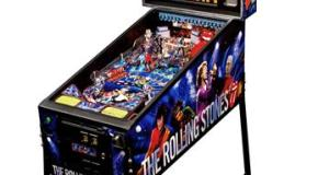 Stern and IFPA hosting Rolling Stones Pinball Launch parties next week