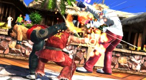 Harada talks about Tekken Tag 2 with Edge Magazine