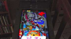 DIY Digital Pinball machine