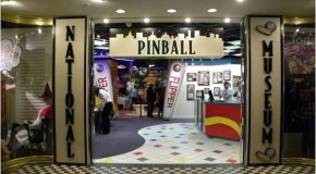 National Pinball Museum Troubles + Pinball Art Project Kickstarter