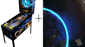 Stern releases TRON Pinball Limited Edition details