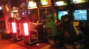 The Arcade business of Vegas casinos