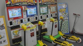 Taito's Kickthrough Racers released in Japan; coming soon everywhere else?