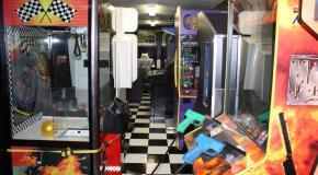 The Rockin Roller Mobile Arcade