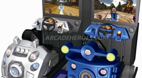 Dido Kart 2 and Project X-Pher now available from InJoy Motion