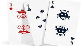 Space Invaders/8-bit Playing Cards