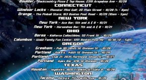 Transformers Pinball Launch Party Listings