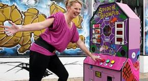 New arcade Game On opening in Timaru, New Zealand
