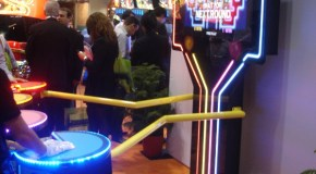 Correction on Pac-Man Battle Royale Deluxe at Dave & Busters
