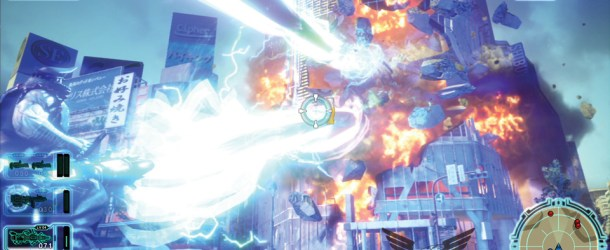 Square Enix Unveils Gunslinger Stratos In Japan