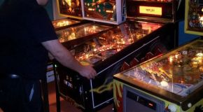 The Pinball Café Opens in Toronto
