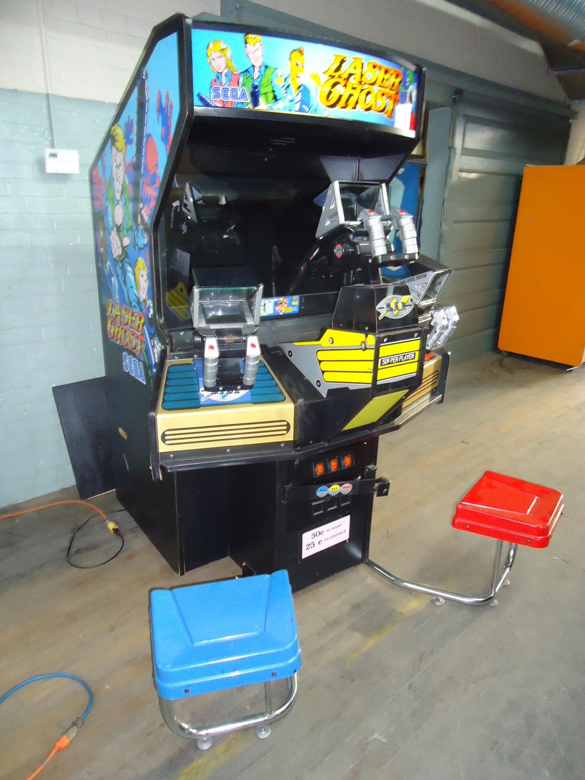 Arcade Heroes 40 Years Of Arcade Games - Part 1 (1972-1989 ...