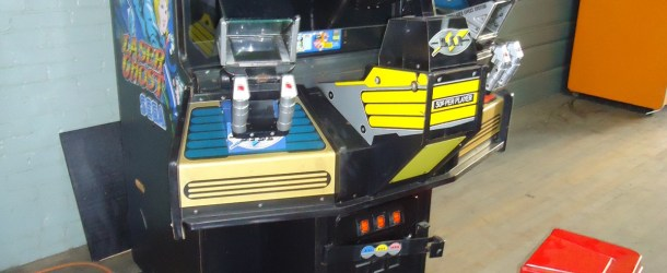 Monday News Reel: Gameworks Vegas changes, The Act, eBay Item of the Week