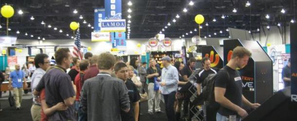 Amusement Expo '12 Follow-up With Pics, Video and More UPDATED