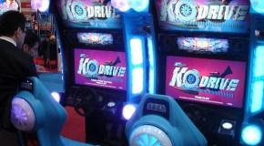 EXCLUSIVE: Sega unveils new arcade racer, K.O. DRIVE at DEAL 2012