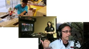 Videos of the Day: Caine's Arcade; Dark Presence Arcade Panel; George Gomez Interview
