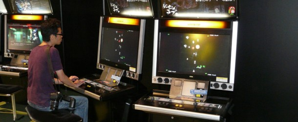 Tidbits from Sega's Private Summer Show – Ringedge 2, Pengo, Initial D7