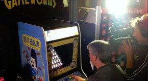 News for the weekend: Steve Wiebe+Wreck-It Ralph, 3D Pac-Man, ArcadeCraft, Dirty Drivin Challenge