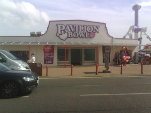 Pavilion Bowl in Clacton-on-Sea, UK
