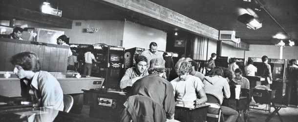 Stanford University's Collection of 80s Arcade Photographs; New Arcade History Blog