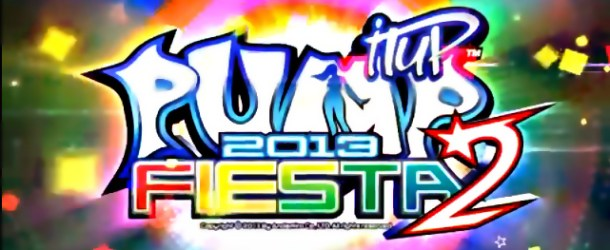 Trailers For Two New Pump It Up Games: 2013 Fiesta 2 and Infinity