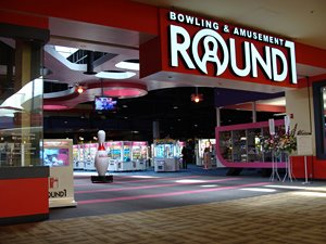 Location News: 2nd Round 1 Facility Opens in CA; New UltraStar Cinema in AZ
