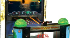 Coastal Amusements Launches Sea Wolf 55 And Temple Run For Arcades