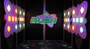 Pre-IAAPA Videos: SnoCross Arcade, AtomicRUSH