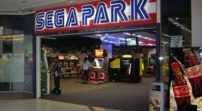 Sega Park Southampton Closes Its Doors; Sega GRID 42″ Out Now & Sega EAG Booth