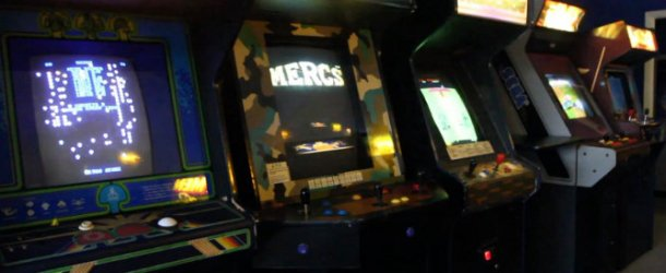 New Retro Arcade In Athens, GA – Flashback Games