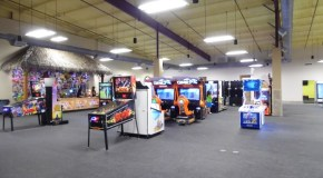 Location News USA:  D & K Arcade in IL; Maks Family Fun Center in TX; 3rd Round 1 USA opening soon;