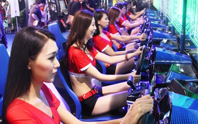Chinese Arcade Devs Strut Their Stuff at GAGA2013