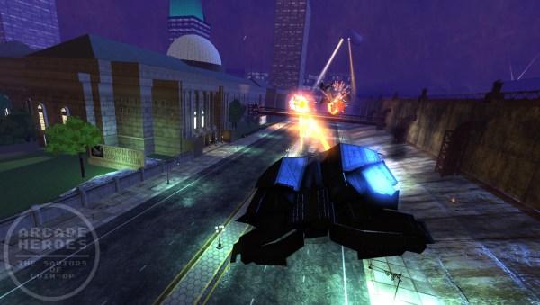 Specular Batman Arcade C