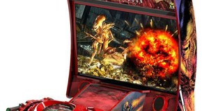 Aliens Armageddon Cabinet Unveiled
