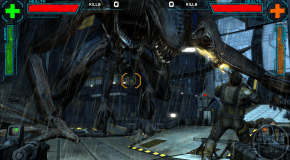 New Screenshots From Play Mechanix's Aliens Armageddon Arcade