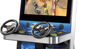 New Cabinet Shot And Video Trailer for Mini Motor Racing Arcade