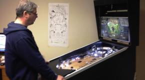 Videos: New Trailers For Silent Scope Bone Eater and Hobbit Pinball; Man Discovers New Arcade Games