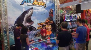 Arcade Pics/Video From The 2014 GTI Taipei Trade Show