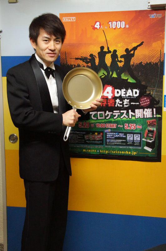 Arcade Heroes Left 4 Dead Survivors Arcade Begins Testing In Japan