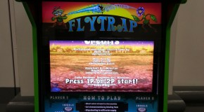 New Indie Arcade Game Coming Soon: Flytrap