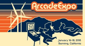 Arcade Expo Kicks Off In Banning, CA With Over 750 Games To Play