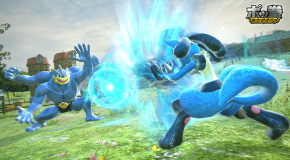 Pokkén Tournament Announced For Japanese Arcades