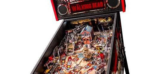 Pinball: Videos of The Walking Dead and America's Most Haunted