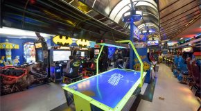 Entretenimientos DIANA Celebrates 80 Years Of Arcade Fun In Chile