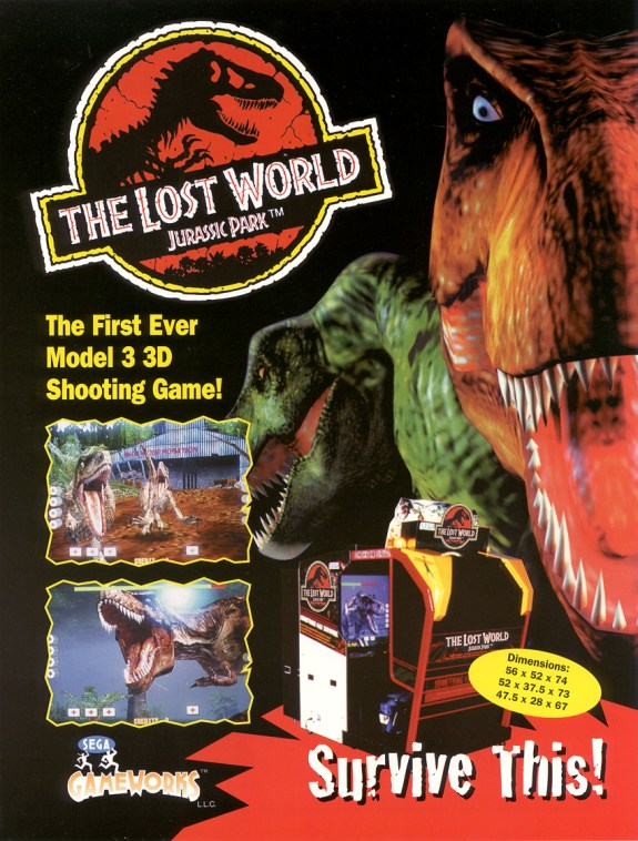 The Lost World Flyer