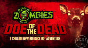 In Case of Zombies: Doe of the Dead Coming To Big Buck HD Arcade Games In 2015