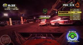 Direct Screenshots From Sega Amusement's Showdown