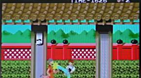 Kung Fu Master 2 Arcade Prototype Discovered