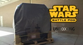 Star Wars Battle Pod Unboxing